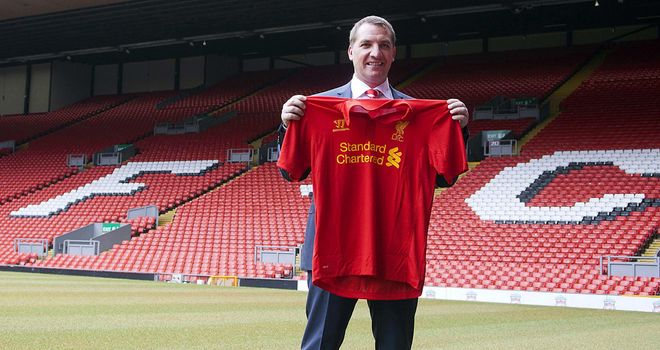 Brendan Rodgers: Liverpool's new manager knows a career in football is a learning curve