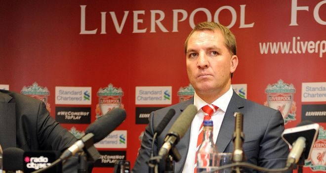 Brendan Rodgers: Will not be able to raid former club Swansea for players