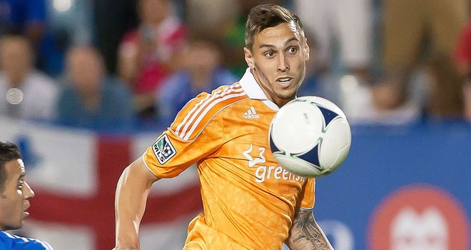 Geoff Cameron: Houston Dynamo is reportedly attracting interest from Stoke City