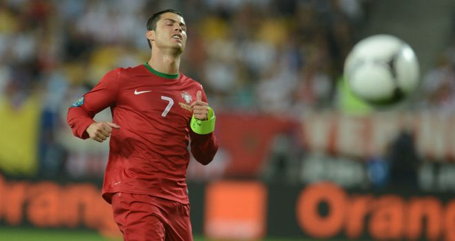 Cristiano Ronaldo: No bust-up with boss Paulo Bento aherad of crucial clash with Denmark