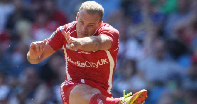 Daniel Holdsworth: Has joined Hull FC
