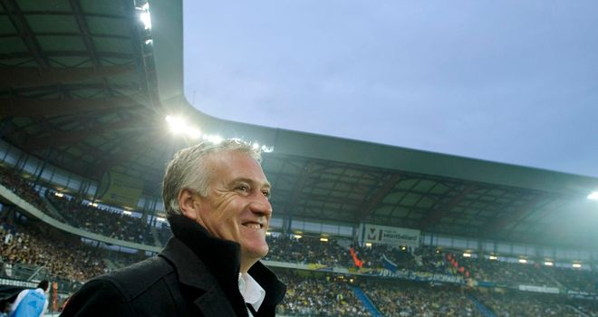 Didier Deschamps: France boss has come in for criticism recently