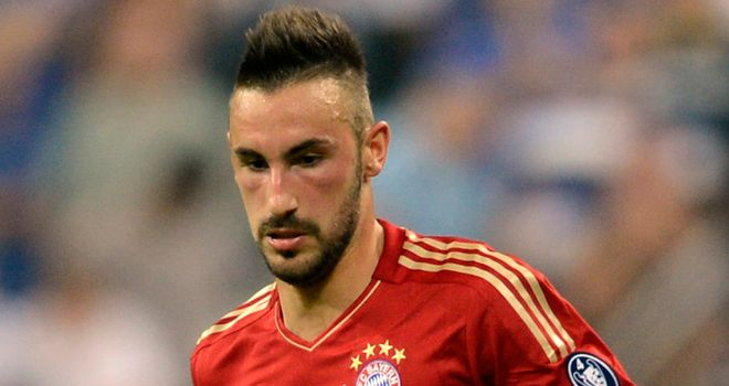 Diego Contento: Bayern Munich extend the contract of their promising defender