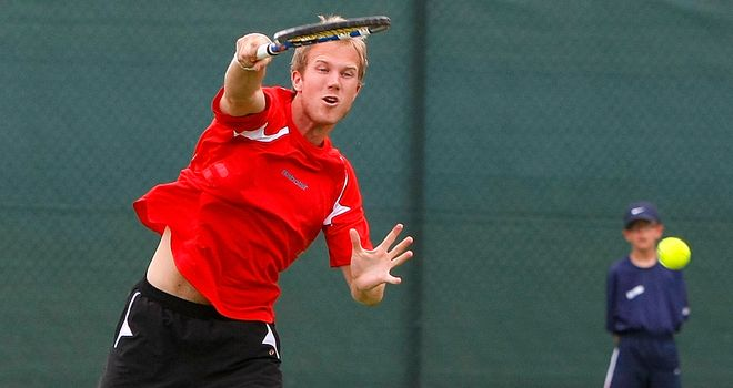 Dominic Inglot: A straight-sets defeat in Malaysia