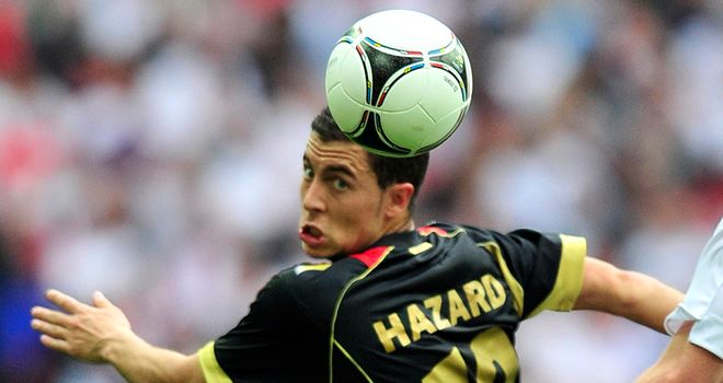 Eden Hazard: Belgium international opted to join Chelsea despite interest from Manchester United