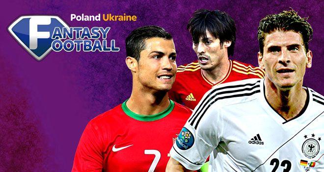 Sky Sports Fantasy Football Euros: Free to play