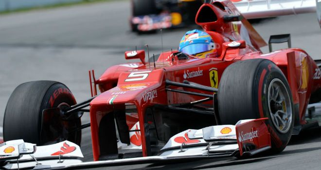 Ferrari: Not content with the F2012 yet