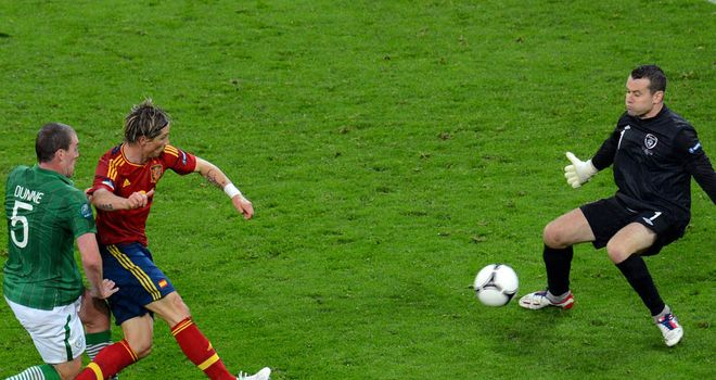 Fernando Torres: Believes Spain are back to their best after they beat Republic of Ireland 4-0 in Gdansk on Thursday