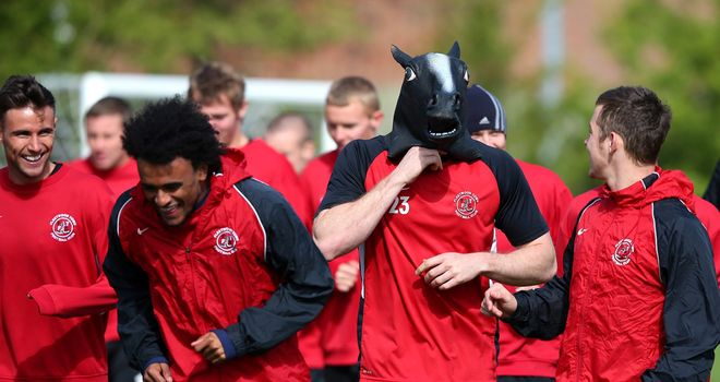 Fleetwood Town: Football League newcomers begin against Torquay