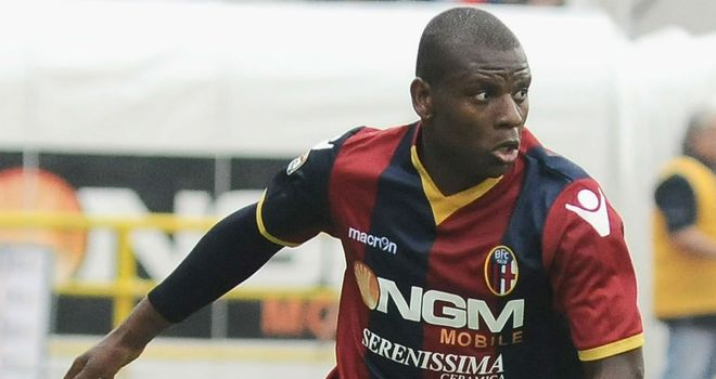 Gaby Mudingayi: Could leave Bologna this summer as the club evaluate their options