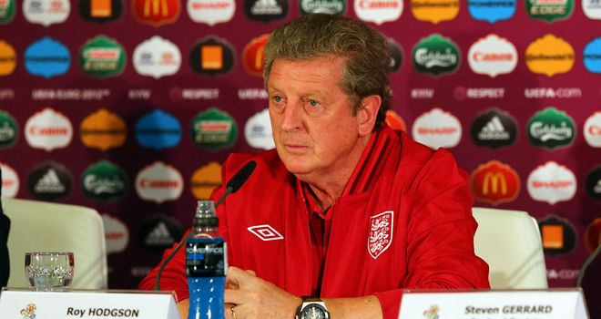 Roy Hodgson: England coach draws inspiration from previous unfancied winners