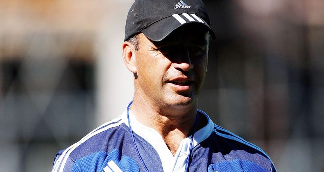 Shane Howarth: Has joined Worcester as backs coach