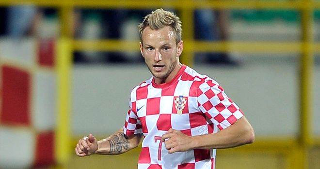 Ivan Rakitic: Winner for Croatia