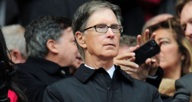 John Henry: Committed to Liverpool, says managing director Ayre