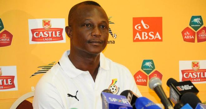 James Kwesi Appiah: Tipping Michael Essien to shine
