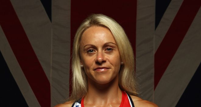 Jenny Meadows: Will not appeal against Olympic decision