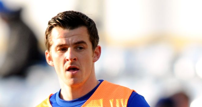 Joey Barton: The midfielder has taken to Twitter to tell his followers that he wants his Marseille move to progress this week