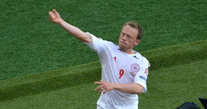 Michael Krohn-Dehli: Had a very good Euro 2012