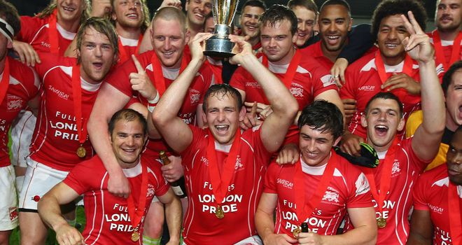 Home opener: London Welsh