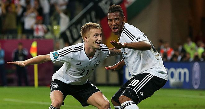 Marco Reus: Believes Germany have what it takes to win Euro 2012