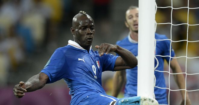 Mario Balotelli: An enigmatic talent, but one Italy are pleased to have within their ranks