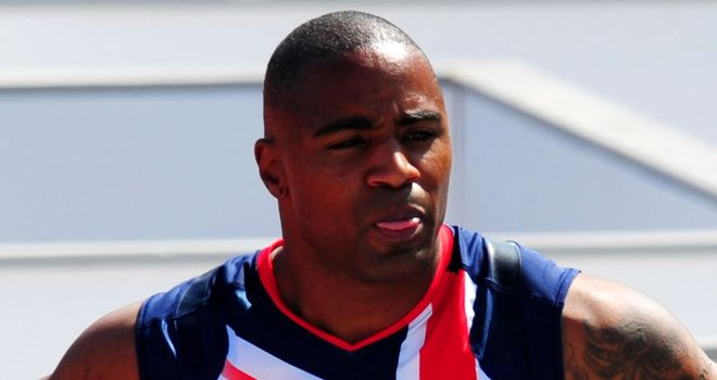 Mark Lewis-Francis: Doubts over athletics future