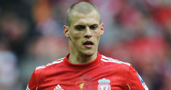 Martin Skrtel: Impressed Brendan Rodgers with his committed attitude