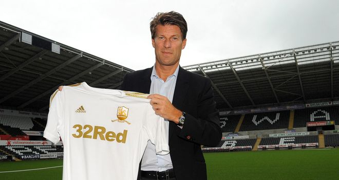 Michael Laudrup: Swansea's new boss aware that he needs to bolster his attacking ranks
