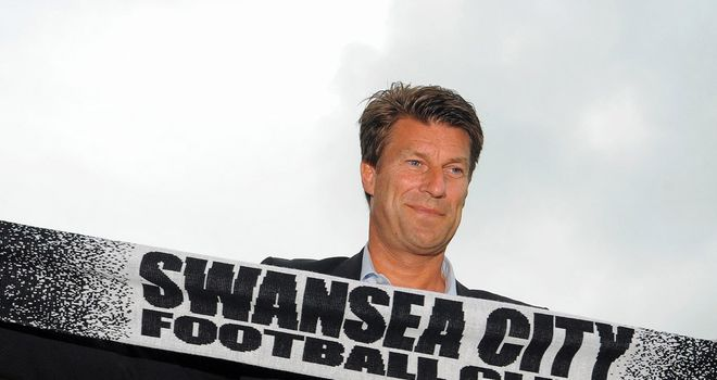 Michael Laudrup: Looking to build on Swansea&#39;s achievements from last season