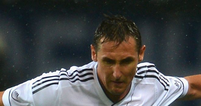 Miroslav Klose: Tasted Euro 2012 heartache, but plans to continue competing at international level