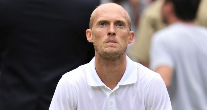 Nikolay Davydenko: needed just 52 minutes to reach the second round in Cincinnati