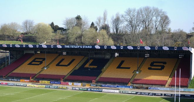 The Bulls could be saved by Bradford City