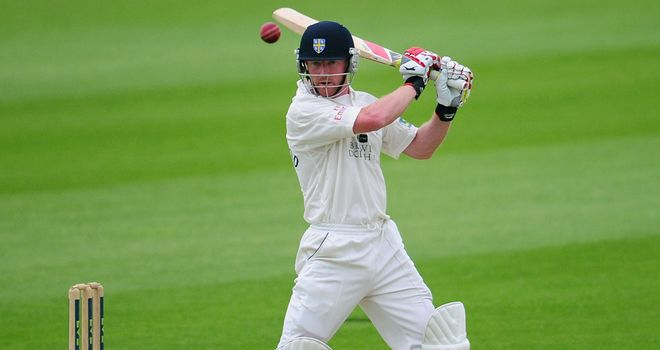 Paul Collingwood: replacing Phil Mustard as Durham skipper in the County Championship