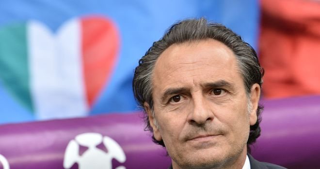 Cesare Prandelli: Believes his team deserve a good appraisal for safely negotiating Group C