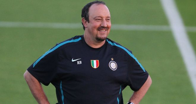 Rafa Benitez: Ex-Liverpool boss has been unemployed since leaving Inter Milan