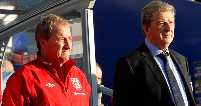 Ray Lewington: Permanent position alongside Roy Hodgson