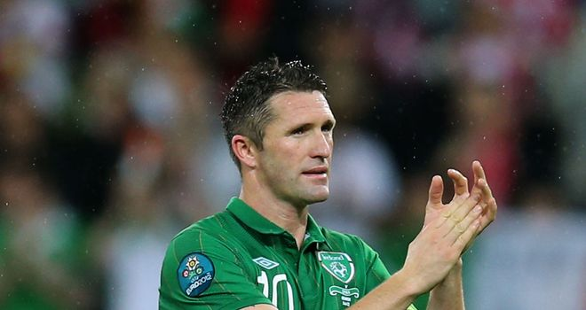 Robbie Keane: Admitted he considered international retirement before deciding to play on
