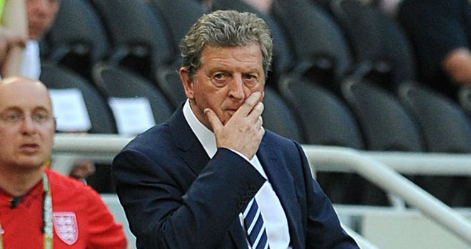 Roy Hodgson: Pleased with a draw against France in the Donbass Arena
