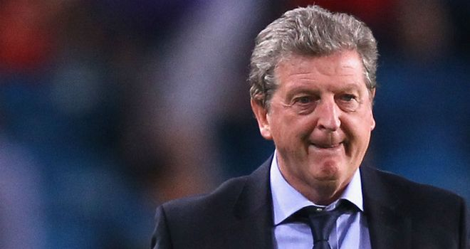 Roy Hodgson: Pleased with Danny Welbeck's goal and England's defensive display against Belgium