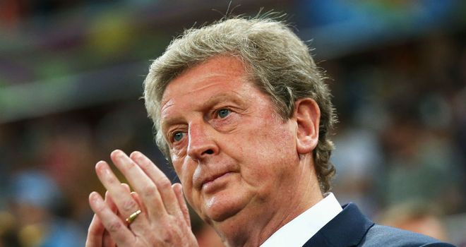 Roy Hodgson: England struggled at Euro 2012 but have edged up the FIFA world rankings