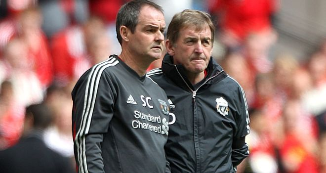 Steve Clarke: Worked with Kenny Dalglish at Liverpool but is now heading out on his own