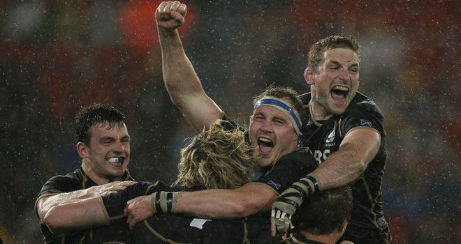 Scotland: Hoping to move onto better things after win over Australia