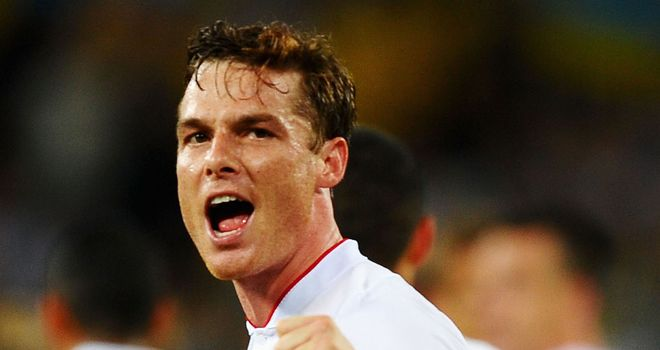 Scott Parker: Enjoying his first major tournament with England