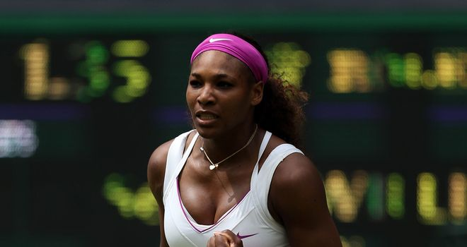 Serena Williams: Plenty of work to do in the second week
