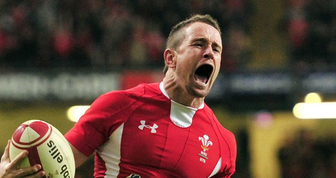 Shane Williams: Believes Wales can win a Test against Australia