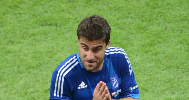 Sokratis Papastathopoulos: Only signed a four-year contract in the summer