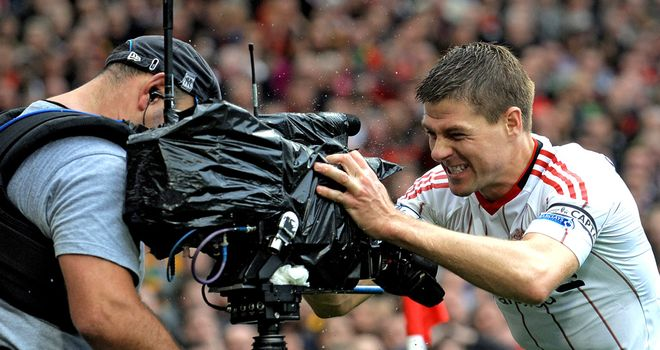 Steven Gerrard: Liverpool captain fit and ready for the new season ahead