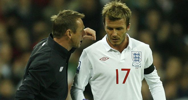 Stuart Pearce: Left David Beckham out of his 18-man squad for the 2012 Olympics