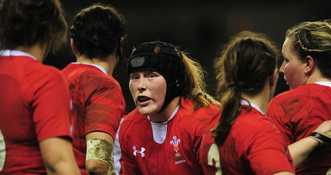 Rachel Taylor: Will lead the Wales challenge in Russia