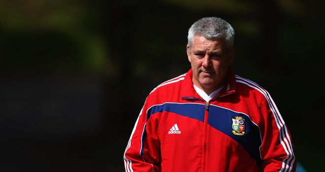 Warren Gatland: two Grand Slams during time in charge of Wales